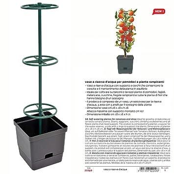 Betty Garden dunkelgrau Pflanzkübel perfekte für alle ...