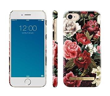 e220f2649e3 iDeal Of Sweden Antique Roses Téléphone Portable Coque Conception iPhone  8 7 6