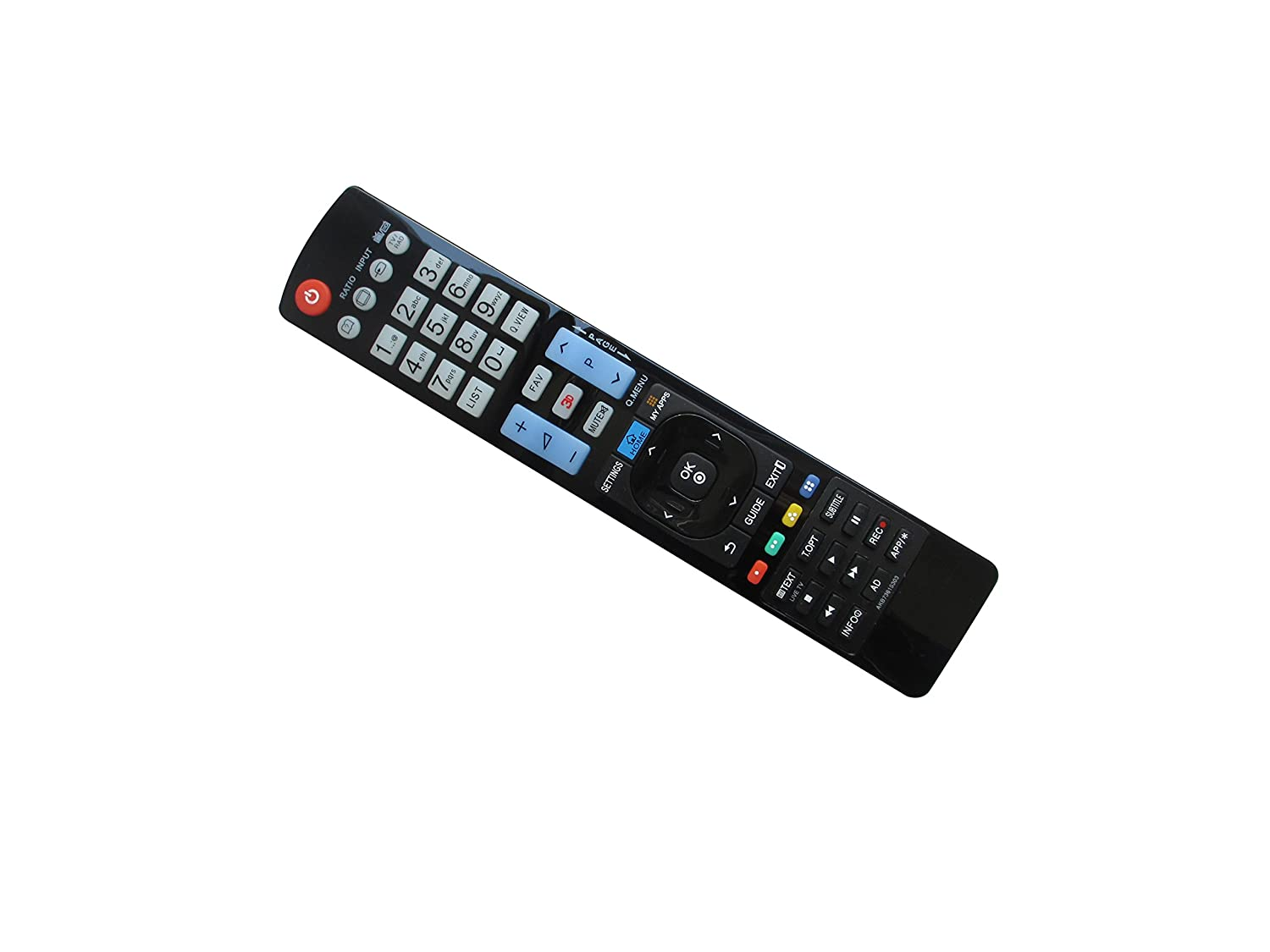 Replacement Remote Control Fit For LG AKB74115501 AKB73615319 42PG10 42PG20 42PG20C Smart 3D Plasma LCD LED HDTV TV
