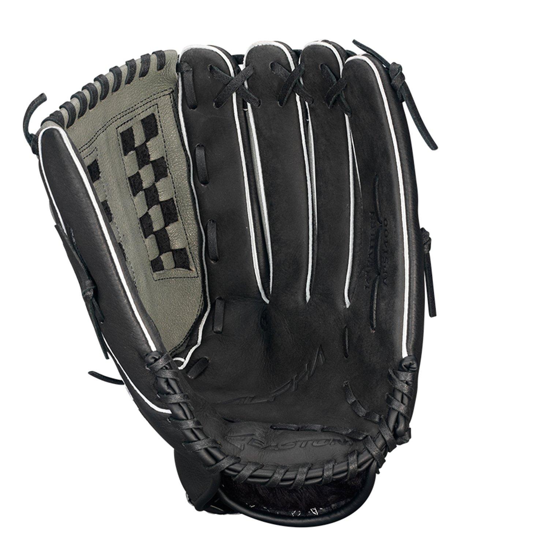 イーストンアルファシリーズ14インチSlowpitchソフトボールグローブ B014L5E6AO Left Hand Throw