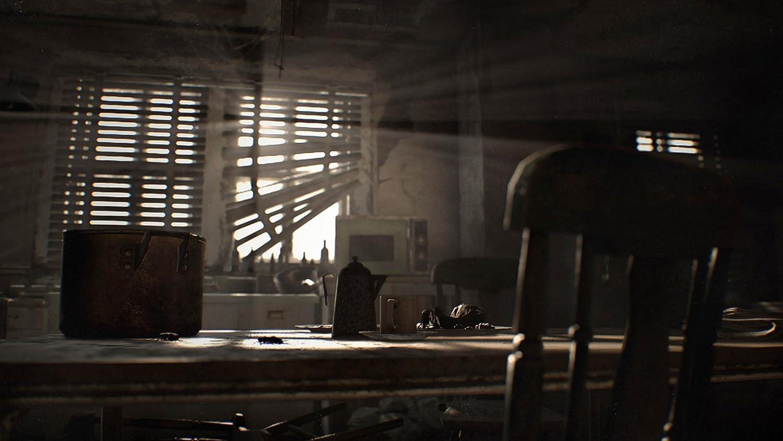 Amazon Com Resident Evil 7 Biohazard Playstation 4 Video Games