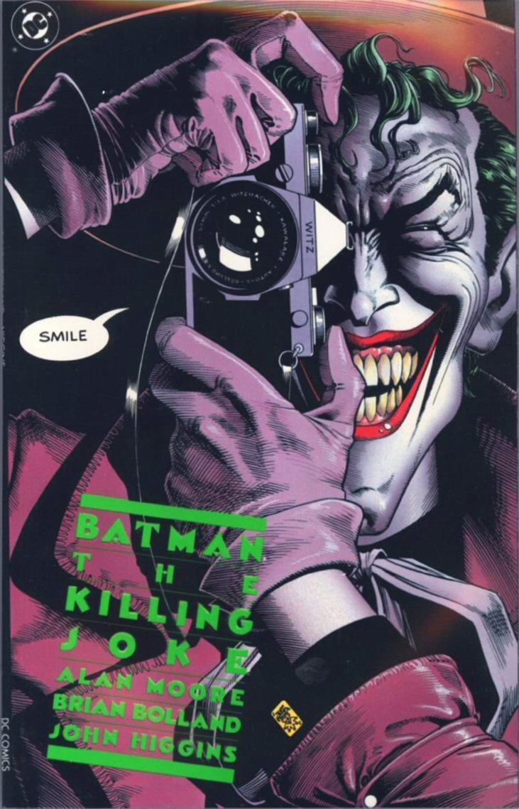 Batman Killing Original Prestige One Shot