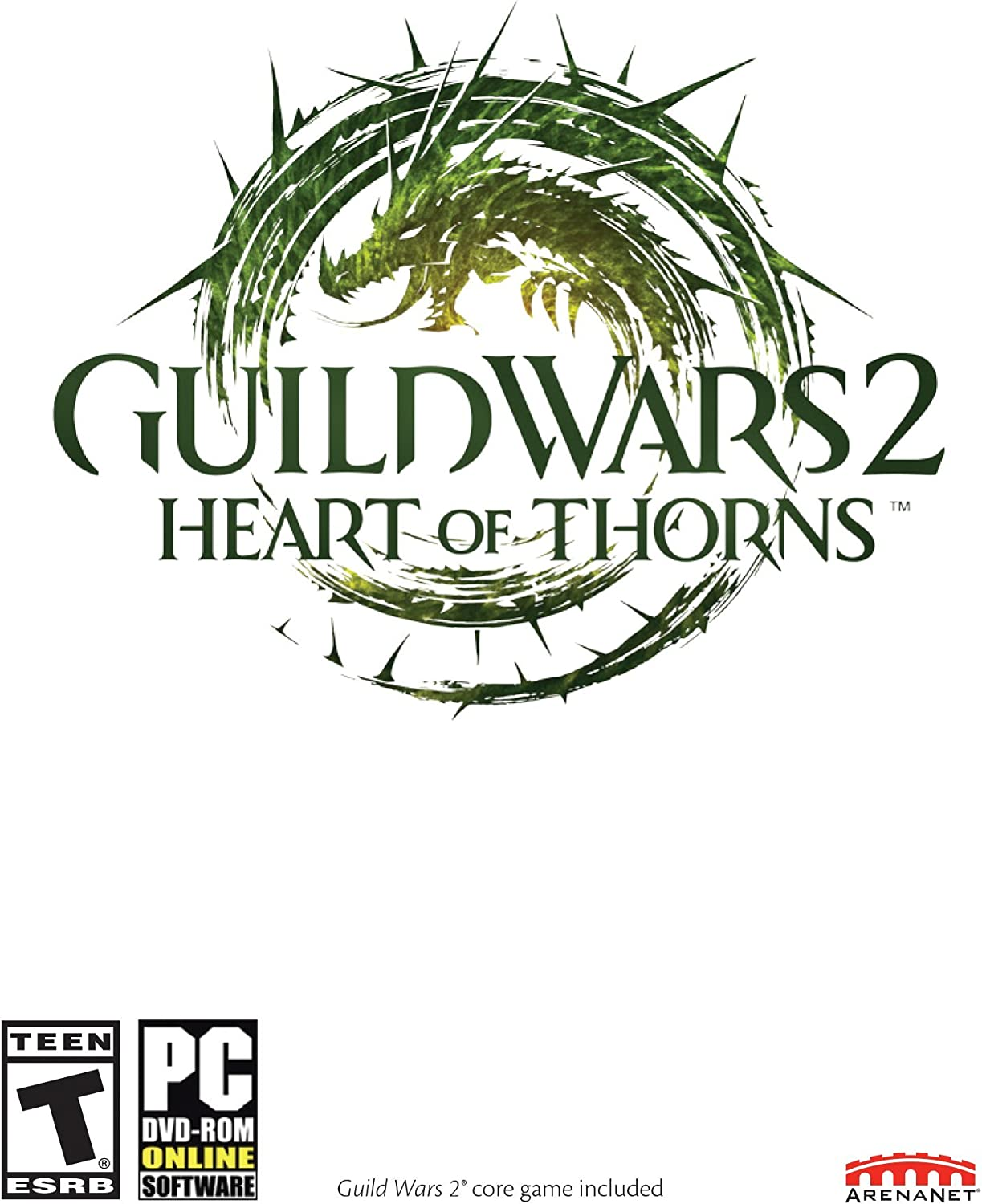 Amazon com: Guild Wars 2: Heart of Thorns [Online Game Code]: Video