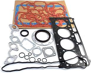 D1503 Engine Gasket Set 1G720-03310 Fit for Kubota KX91-3 U35 R420 L2900 L3000 Excavator Aftermarket Parts