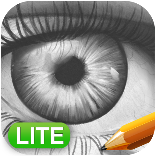 Draw2Go How Draw Eyes Lite product image