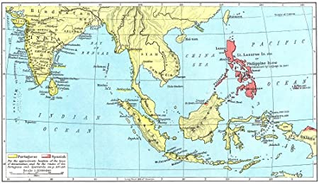 Asia portuguese colonial dominions malay archipelago 1498 1580 asia portuguese colonial dominions malay archipelago 1498 1580 1956 old publicscrutiny Gallery