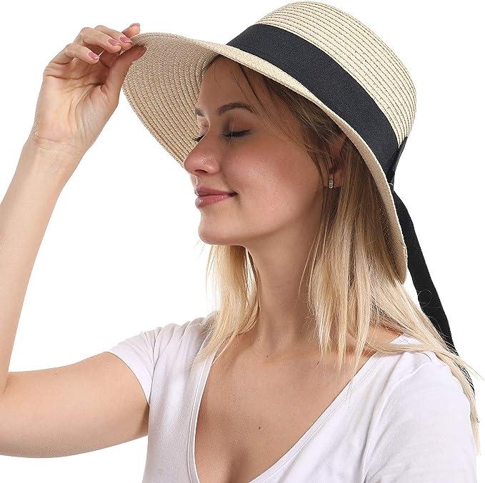 Free Amazon Promo Code 2020 for Womens Wide Brim Straw Hat