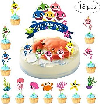 Amazon.com: Mity Rain - Juego de palillos para tarta de ...