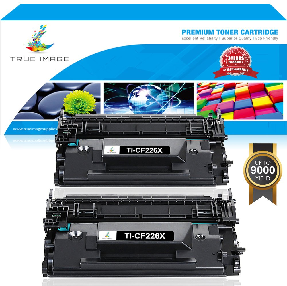 Arcon Compatible Toner Cartridge Replacement for HP 26A CF226A M402n MFP M426fdw HP Laserjet Pro M402n M402dn M402dw M402d HP Laserjet Pro MFP M426fdw M426fdn M426dw HP 26A CF226A 26X CF226X Printer