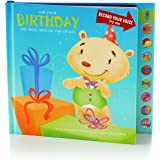 Hallmark Press & Play Recordable Storybook: For Your Birthday