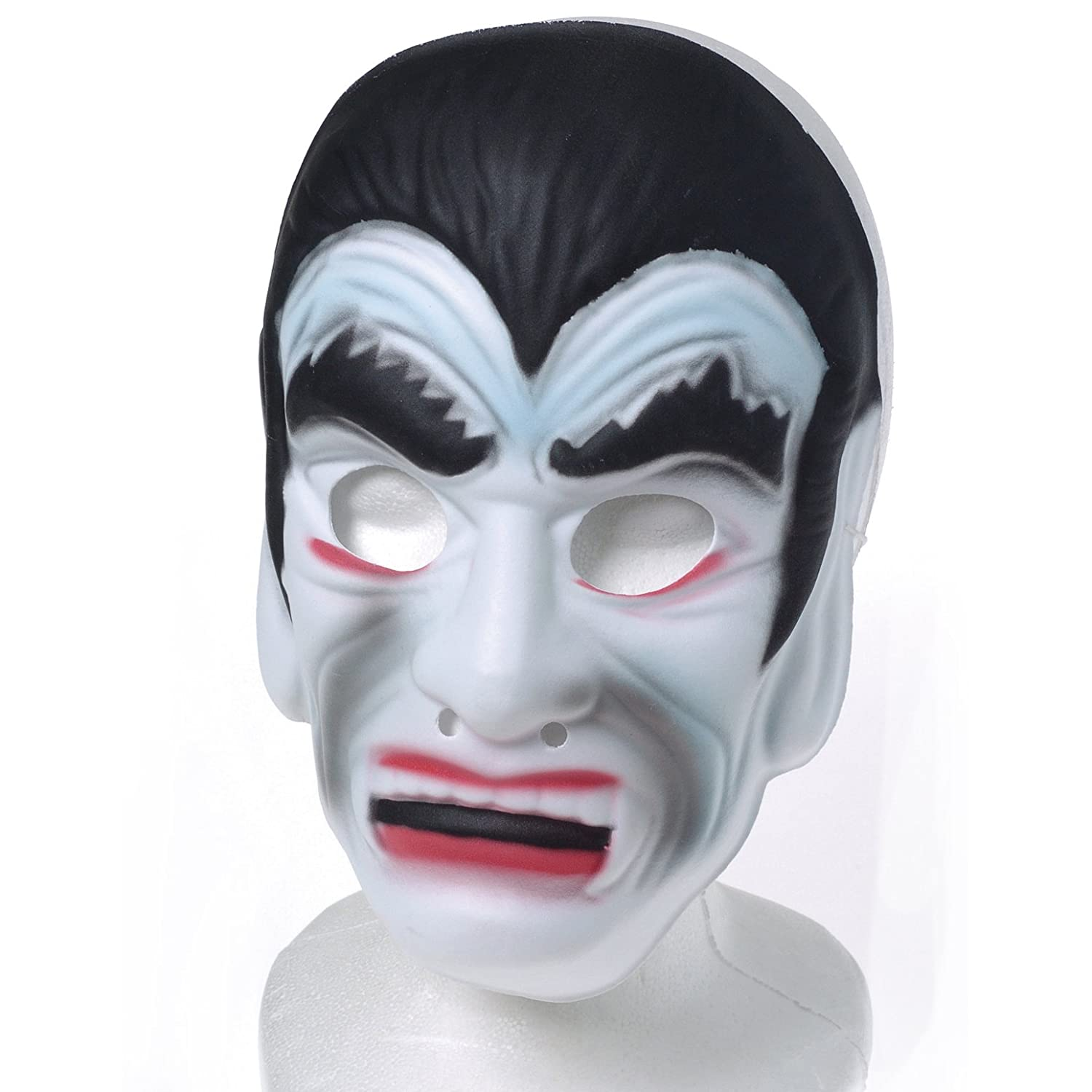 Child Size Foam Vampire Halloween Mask US Toy FA869