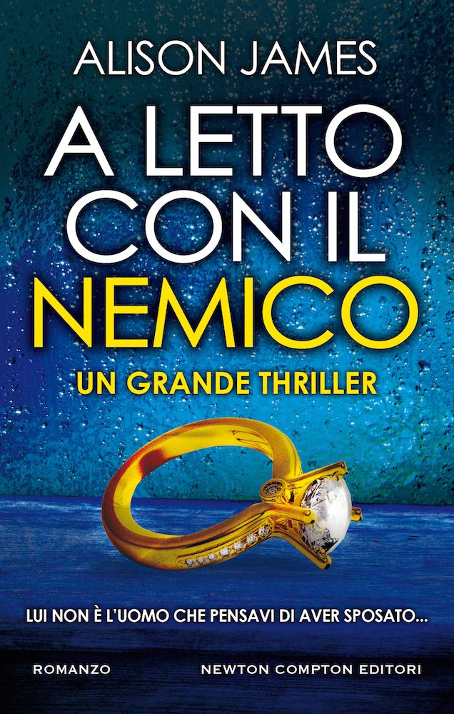 A letto con il nemico: Amazon.it: James, Alison, Mele, Carlotta: Libri