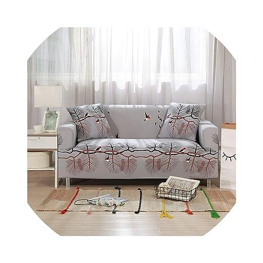Little-Goldfish Sofa Slipcovers Funda para sofá elástica ...