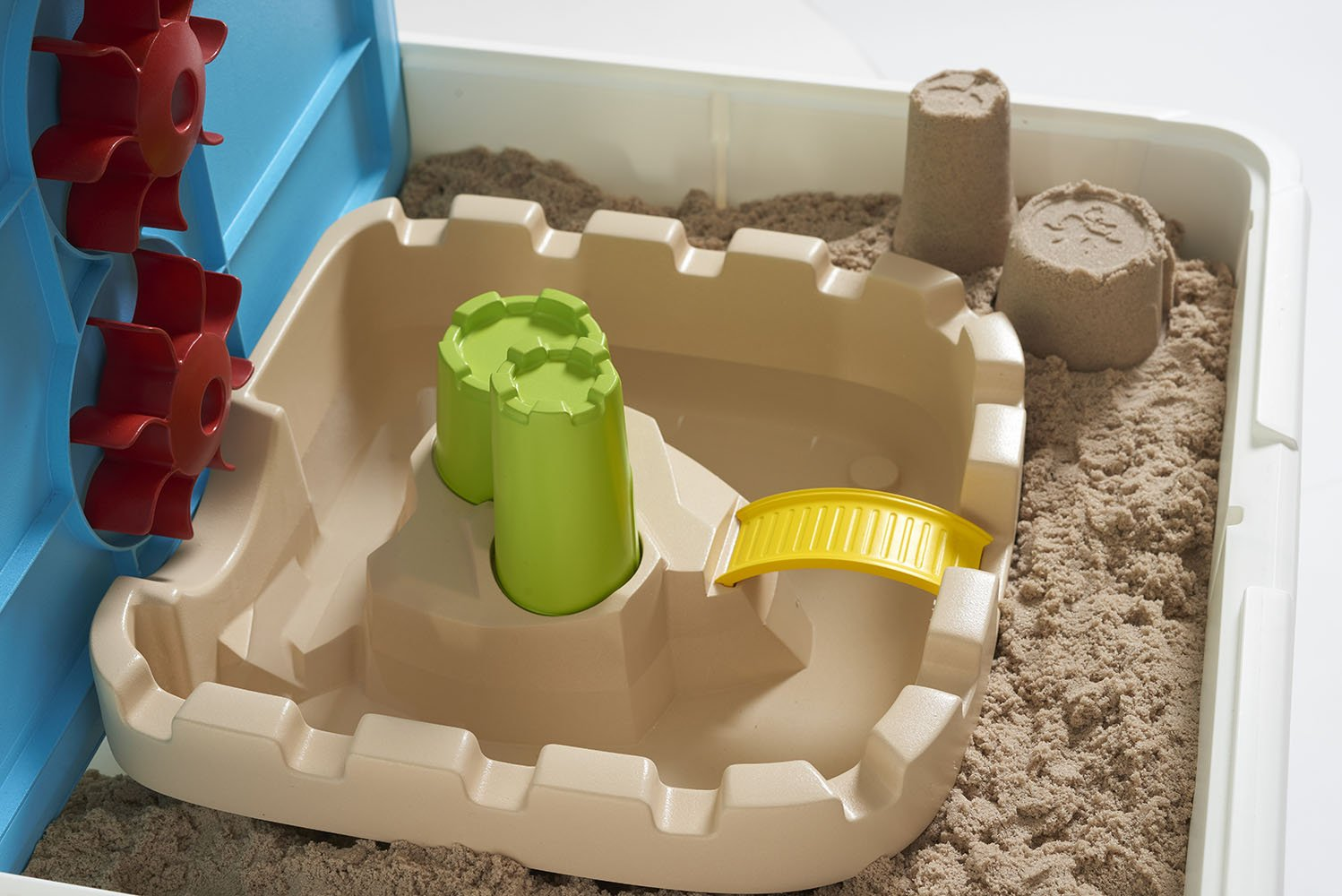 Amazon.com: Keter Water Kingdom - Outdoor Sand and Water Table and ...
