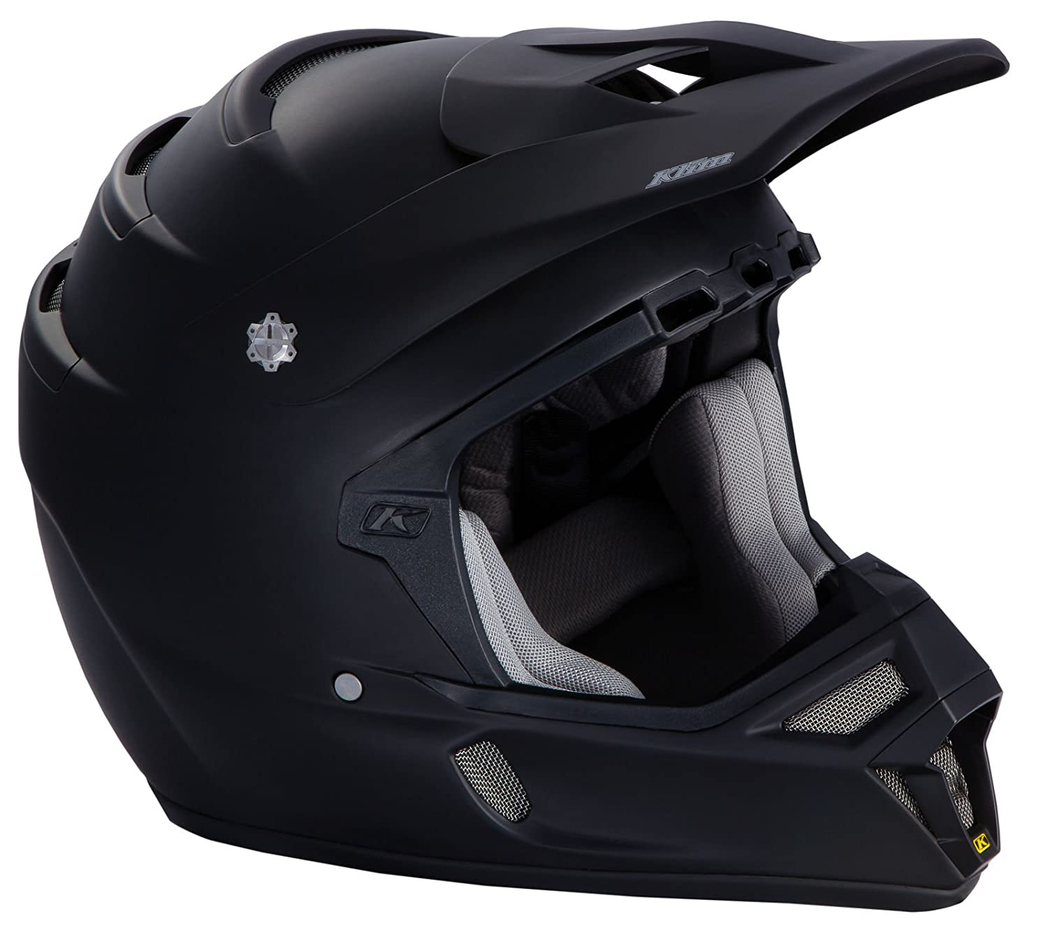 Amazon.com: Klim 5106-001-150-001 F4 Helmet ECE XL Matte Black: Automotive