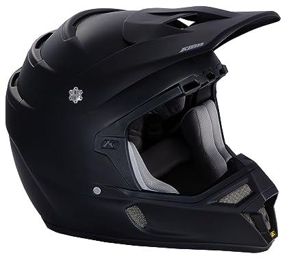 Klim F4 Helmet - Large/Matte Black