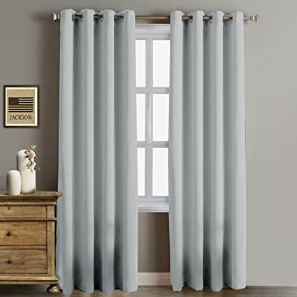 RHF Funtion Curtain Blackout Curtains 96 InchBedroom Panels96quot