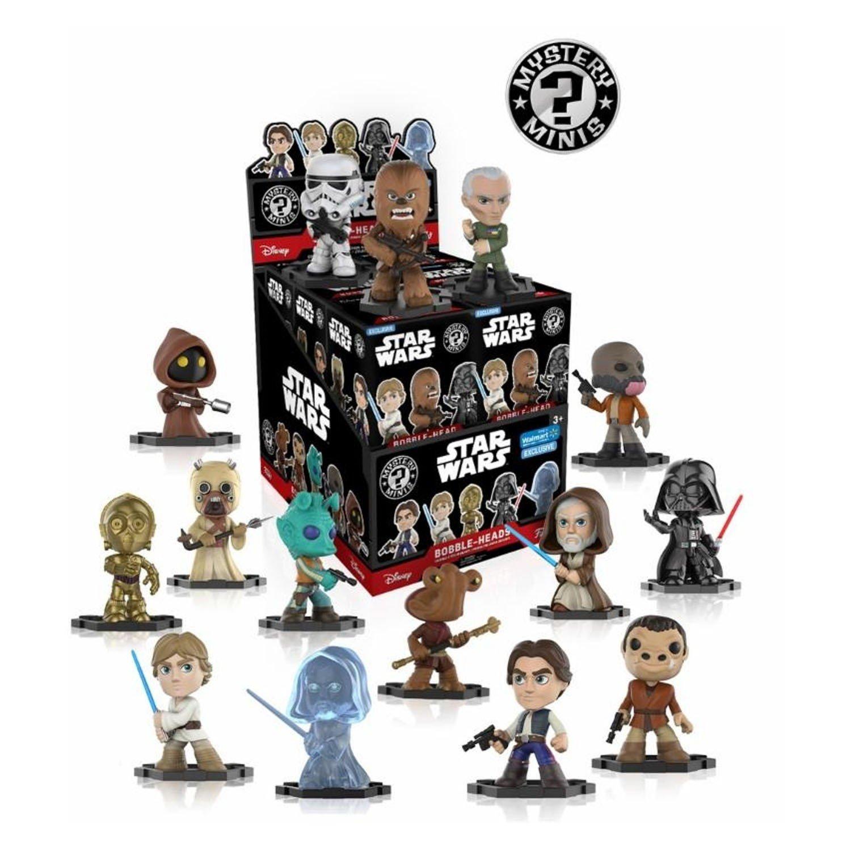 FunKo Figurine Star Wars Mystery Minis Variant 2 - 1 boîte au hasard / one Random box - 0889698142335