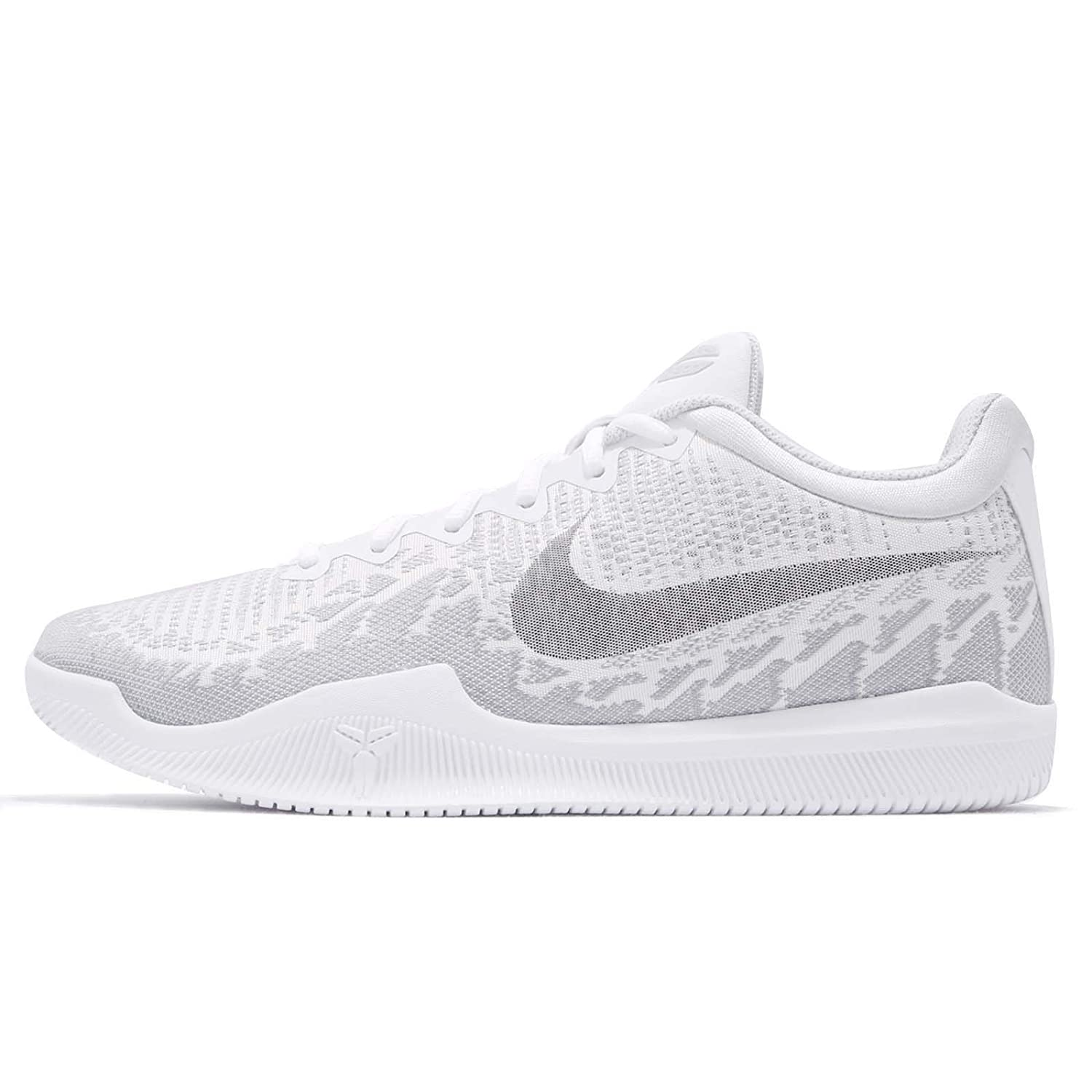 Mr/Ms Nike Men's price Mamba Rage EP, White/Black-Pure Platinum Moderate price Men's Moderate cost Elegant and stable packaging AV13878 4d8352