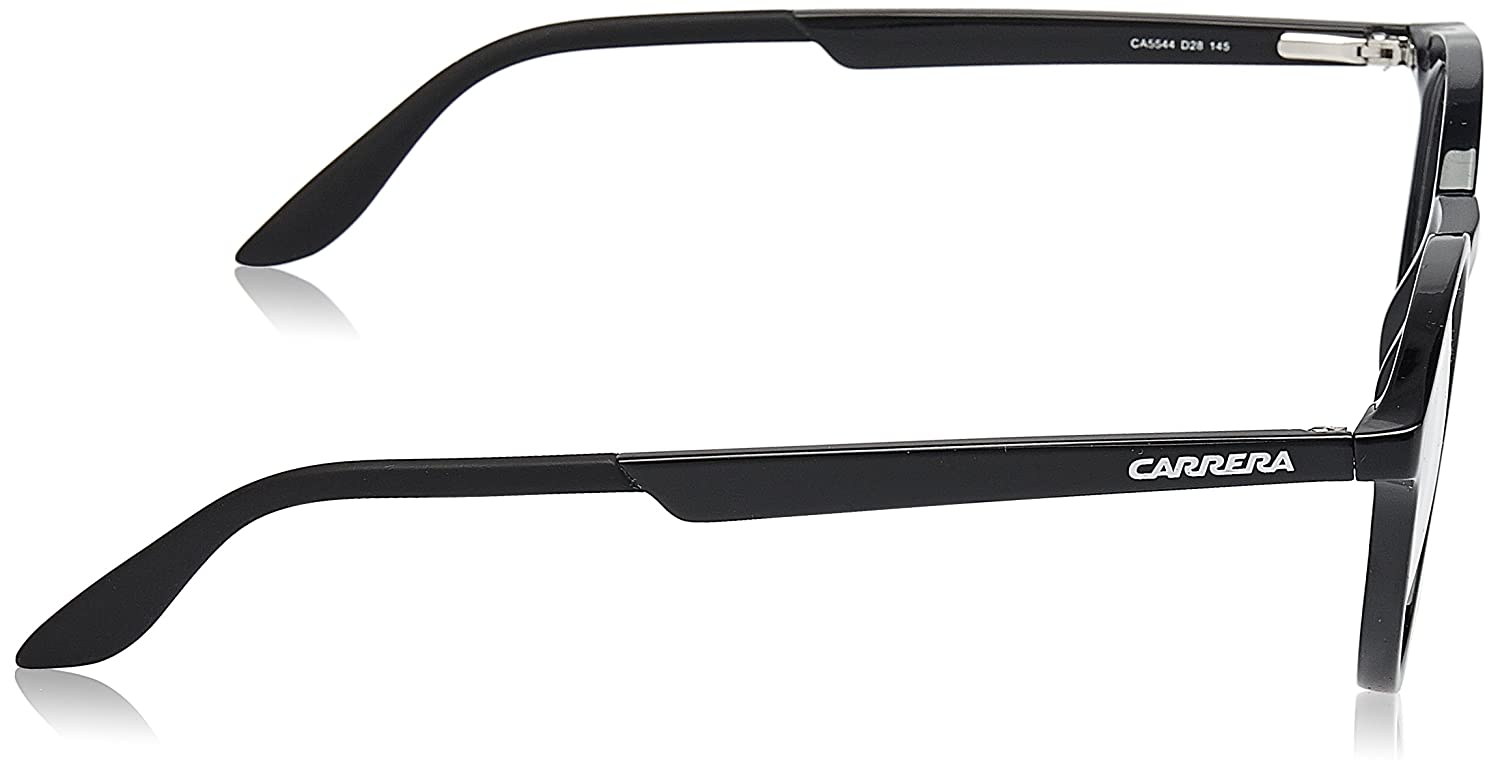35dc3faaa78 Amazon.com  Carrera Ca 5544 Eyeglass Frames CA5544-0D28-4820 - Shiny Black  Frame
