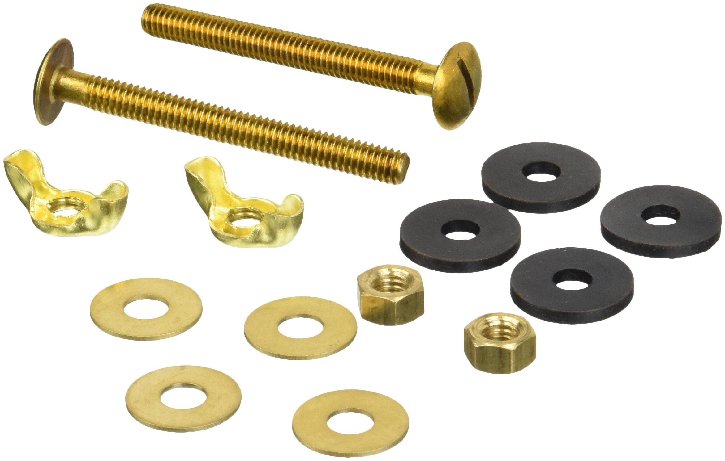 LDR Industries 503 2350 Bolts 3'' Brown