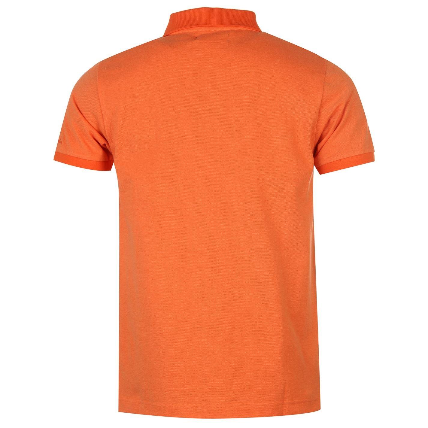 Pierre Cardin - Polo - para hombre naranja xx-large: Amazon.es ...