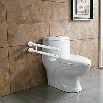 TiKing Grab Bars For Toilet,Toilet Grab Bars For Bathroom And Grab Bars For  Toilets