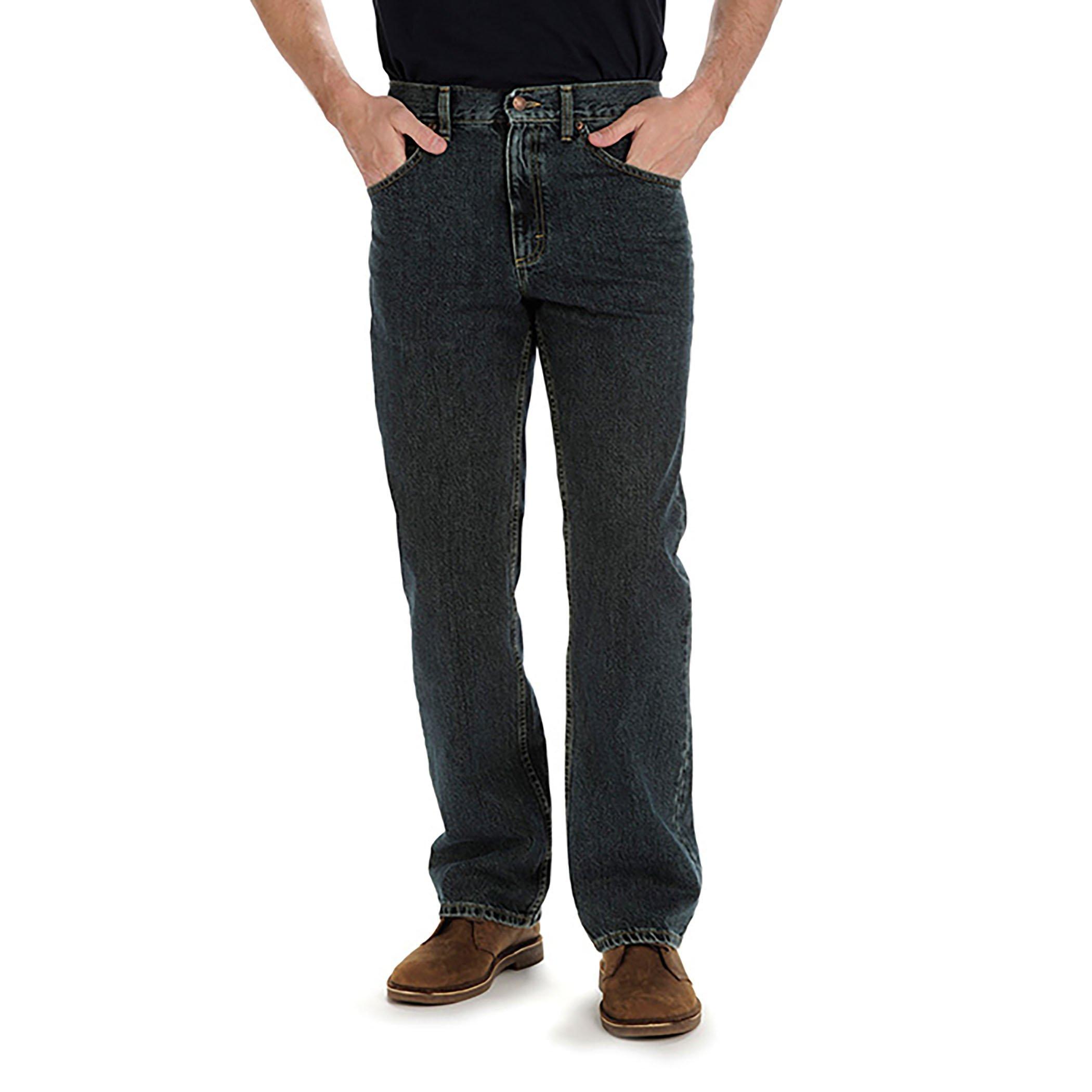 LEE 20203 Men's Regular Fit Bootcut Jeans, Quartz Stone - 38W x 29L