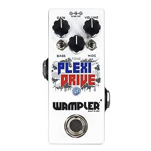 Wampler Plexi-Drive Mini
