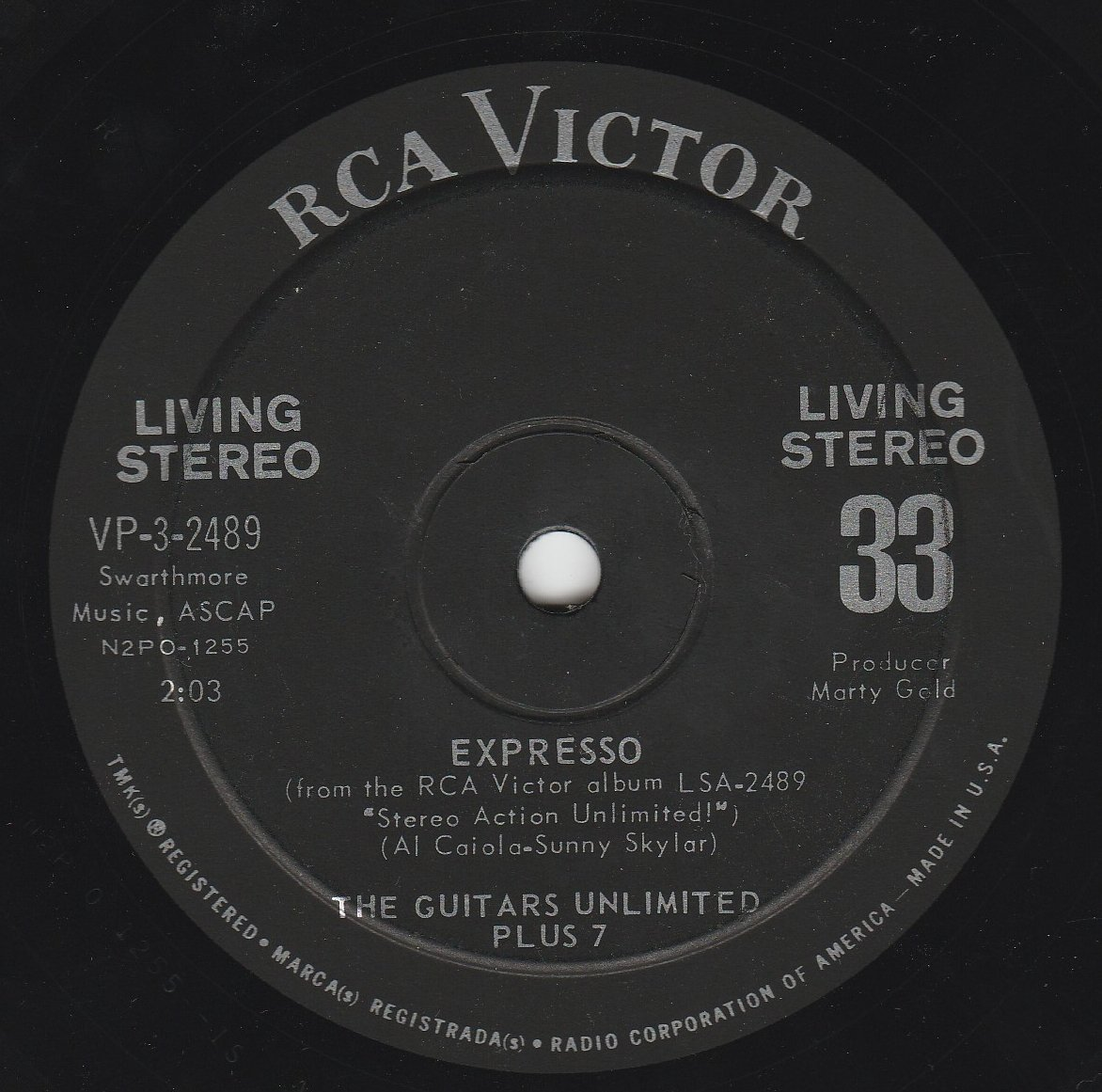 45vinylrecord Expresso Lonesome NEW before selling Road 33 7