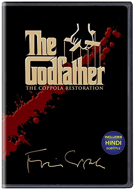 Amazon in: Buy The Godfather Trilogy DVD, Blu-ray Online at Best