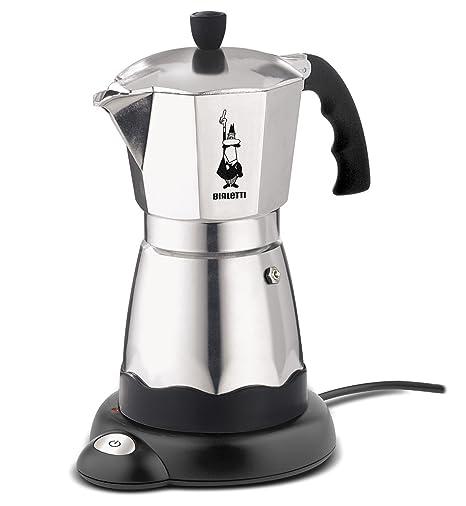 Amazon.com: Bialetti 7009 Easy Cafe cafetera de espresso, 6 ...