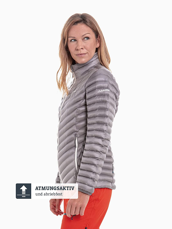 Schöffel Women's Thermo Jacket Annapolis1 silver filigree
