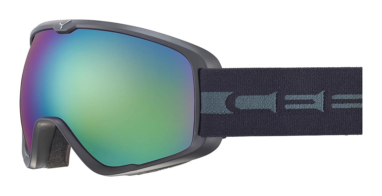 Unisex Adulto C/éb/é Artic M Gafas de Ski Matt Sand Salmon Medium