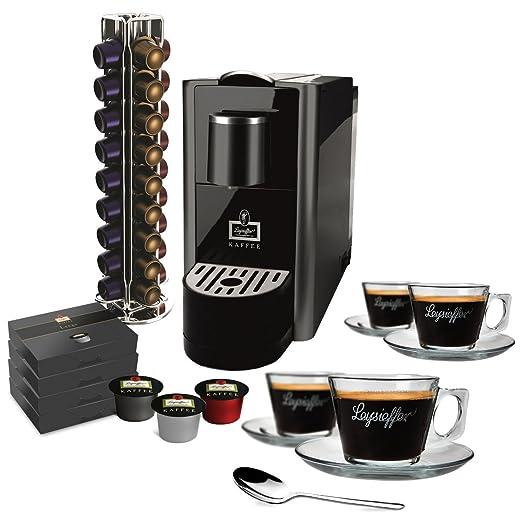leysieffer Café Oster Acción Premium Cápsula eléctrica con ...