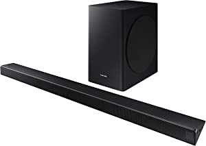 Samsung 3.1 Soundbar HW-R650 with Wireless Subwoofer, Bluetooth Compatible, Smart Sound Mode, Game Mode, 340-Watts