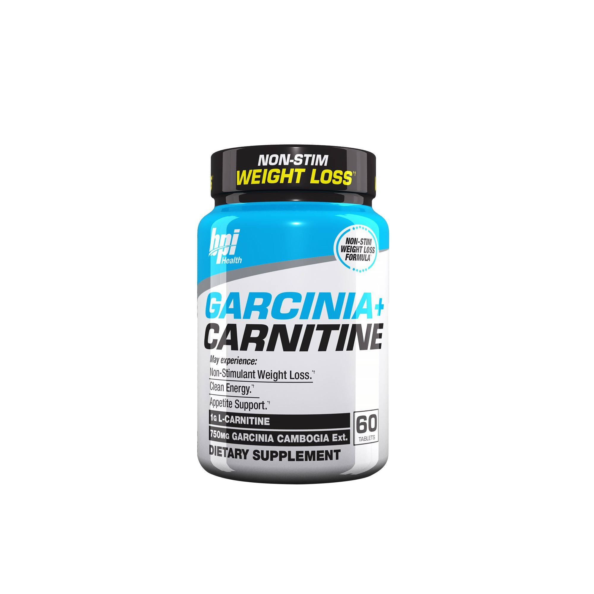BPI Sports Garcinia + Carnitine, 60 Count by BPI Sports