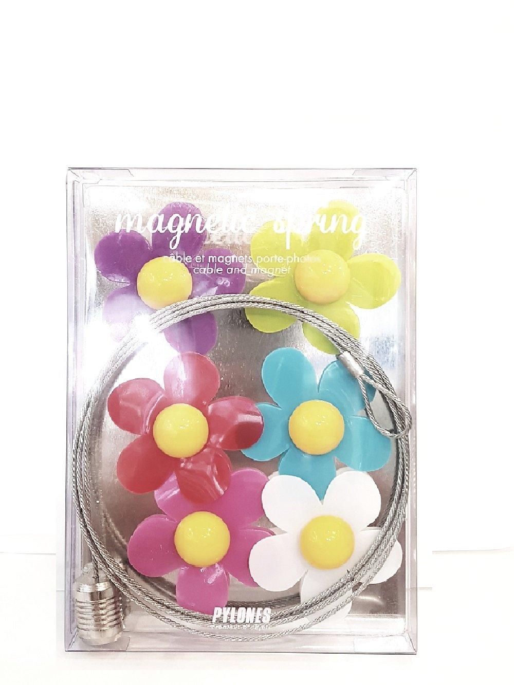 comment acheter Style classique livraison gratuite Pylones Magnetic Cable Wire for Photos and Magnets, Flowers ...