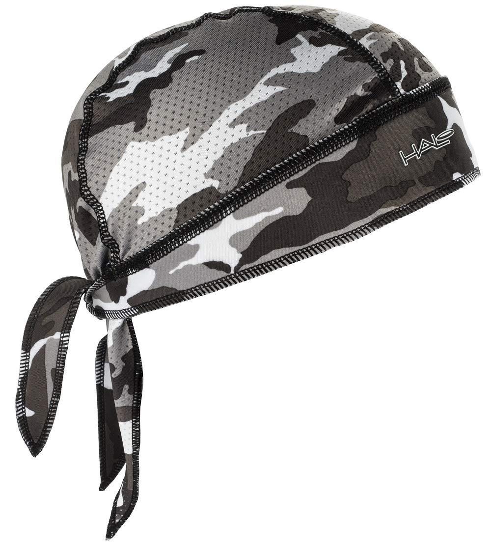 Halo Headbands Sweatband Protex Camo Grey