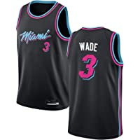 2e4ec5be1b2 Youth  3 Dwyane Wade Miami Heat Purple City Edition Swingman Jersey