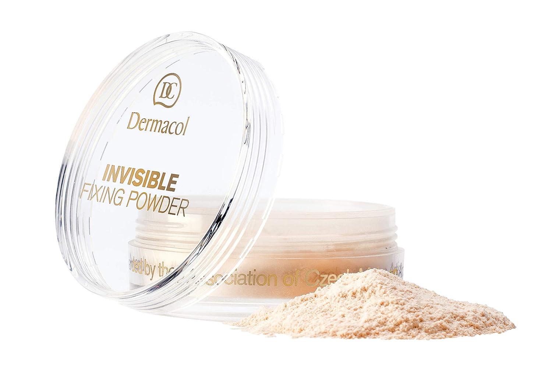 Dermacol Invisible Fixing Polvos de Maquillaje, Tono: Light - 5...