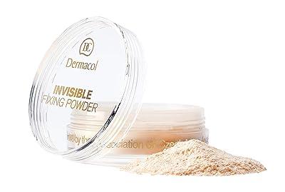 Dermacol Invisible Fixing Polvos de Maquillaje, Tono: Light - 5 gr