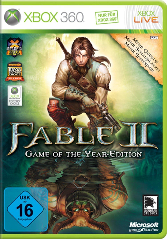 Microsoft Fable II (Game of the year) - Juego (DEU): Amazon.es ...