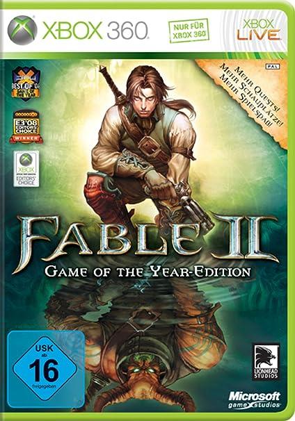 Microsoft Fable II (Game of the year) - Juego (DEU): Amazon.es: Videojuegos