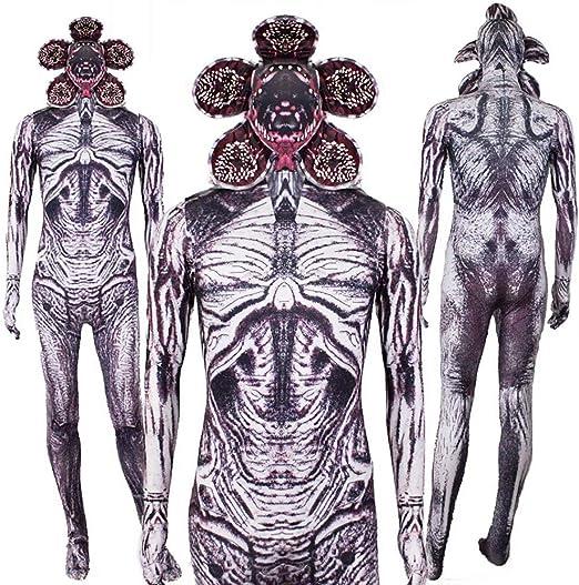 BeeUgy Teen Girls Demogorgon Cosplay 3D Body Body Print Kids ...