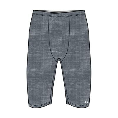 .com : TYR Men's Sandblasted Jammer : Clothing