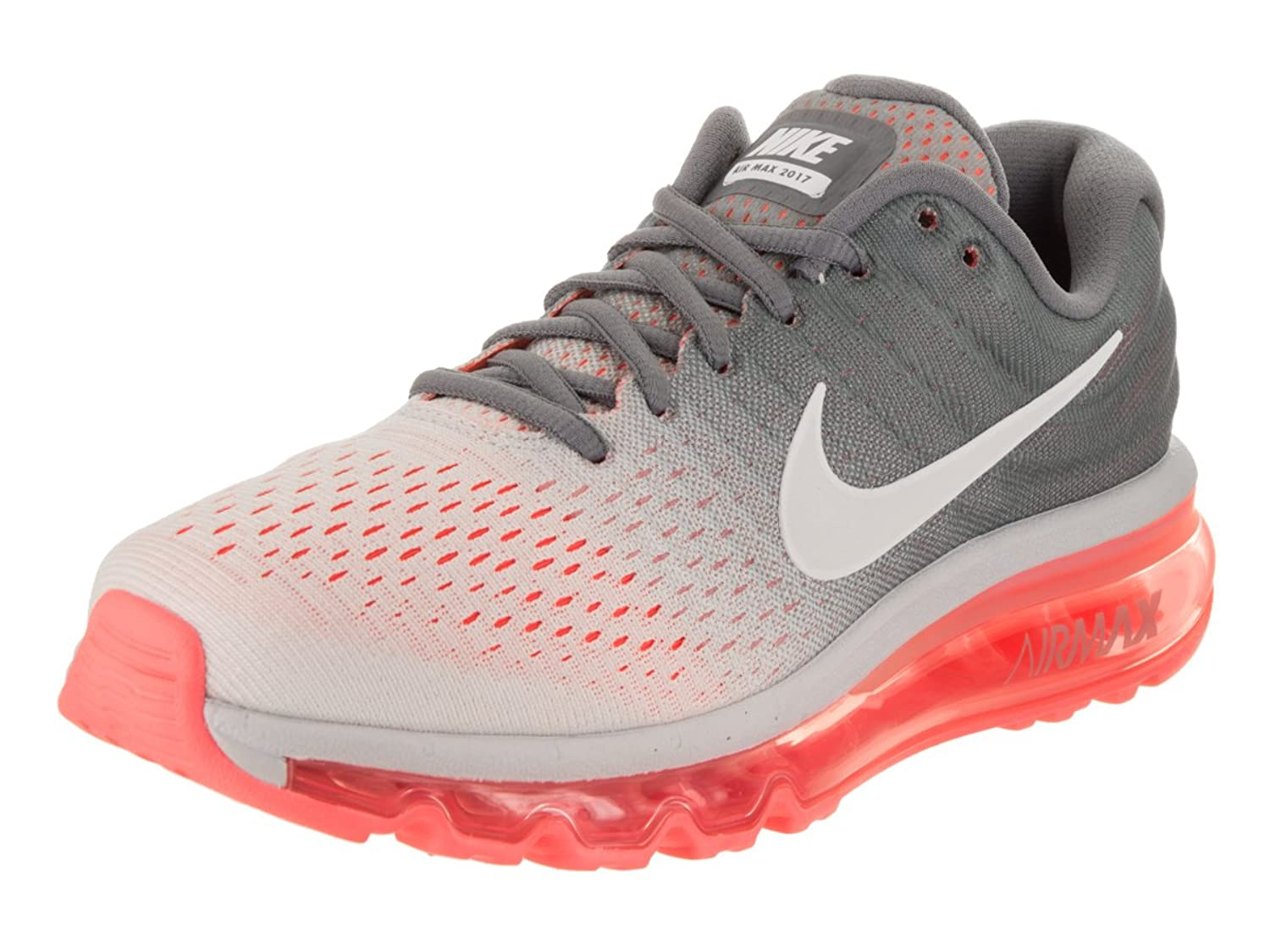 amazon com nike air max 2017 women s running sneaker road running