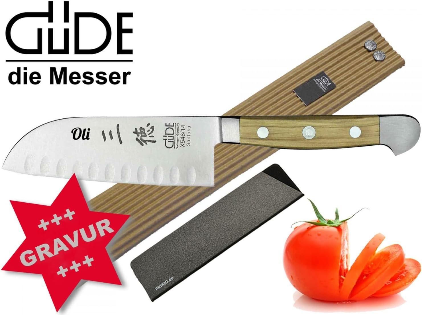 Güde Ausbeinmesser 16 cm Alpha Olive X703//16