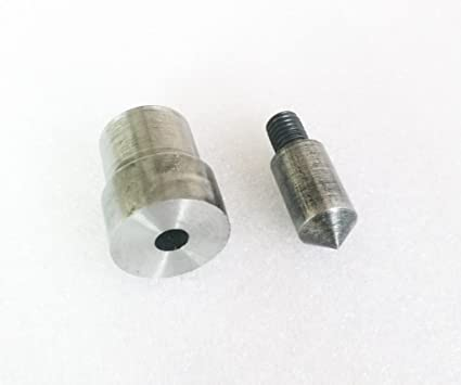 Handmade Manual Press Machine Hole Setter Punch Puncher Tools Dies 4-20mm  (3mm diameter)