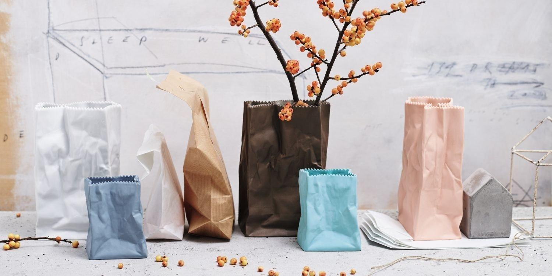 Rosenthal Bag Vase Macaroon 18 cm by Rosenthal (Image #7)